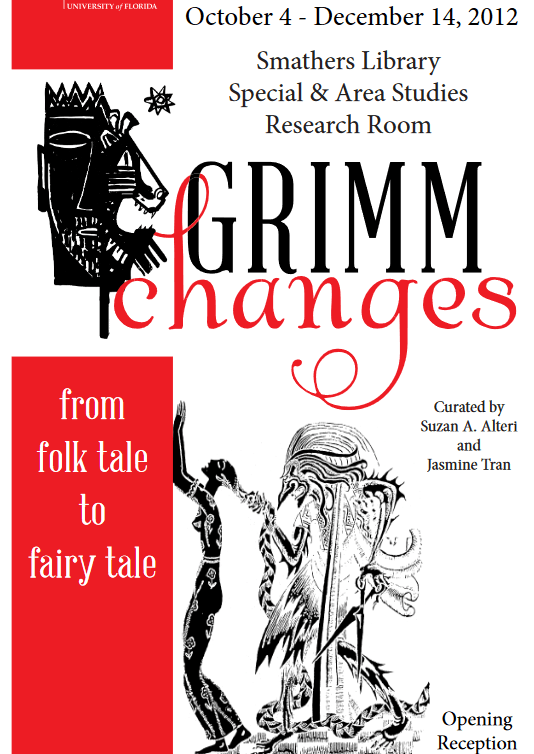 Grimm Changes poster